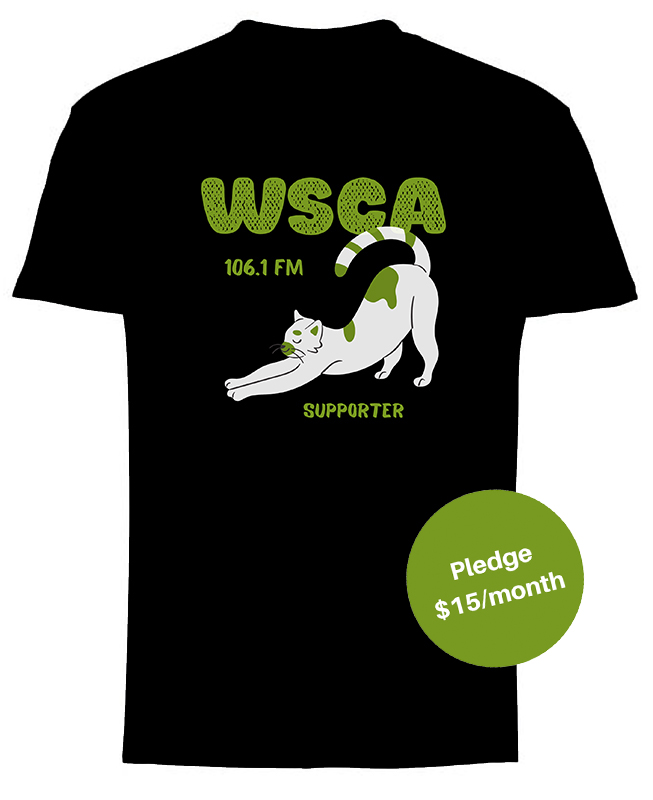 Limited Edition WSCA T-Shirt